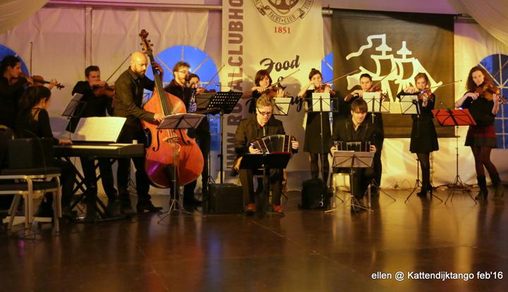 Orquesta Tipica Belgica