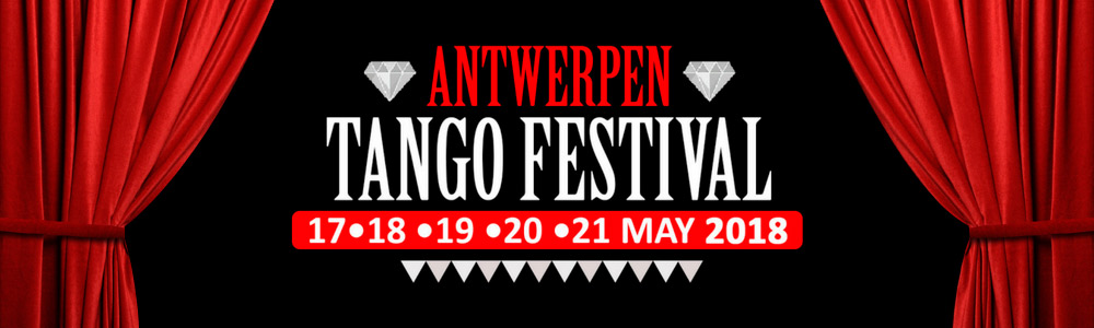 Antwerpen Tango Festival 2018