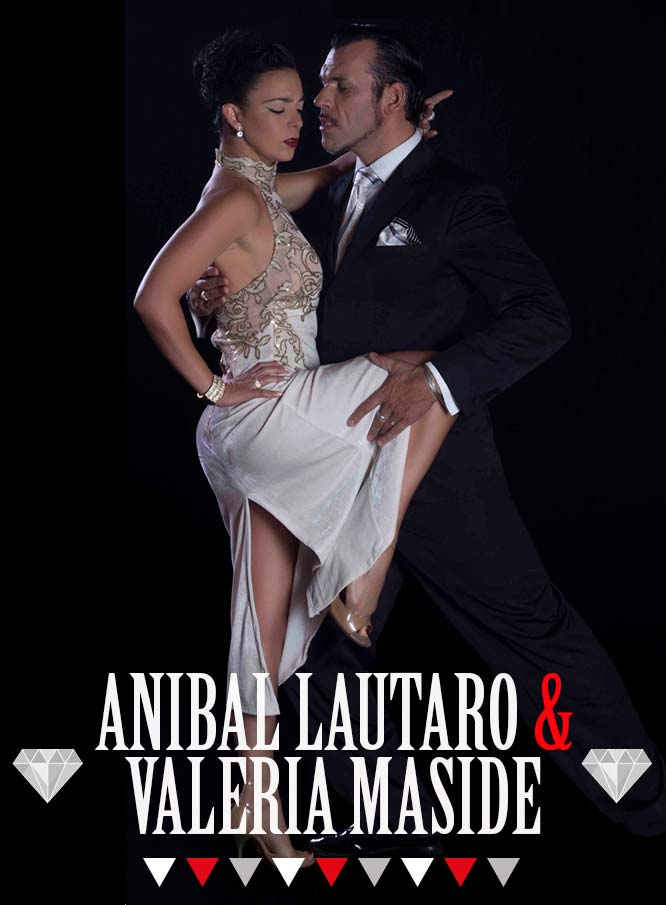 Anibal Lautaro and Valeria Maside