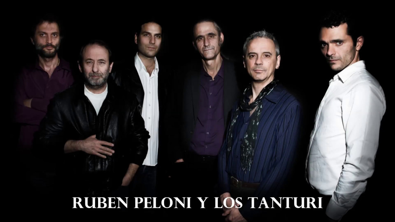 Ruben Peloni and Los Tanturi